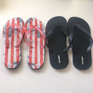 FREE OLD NAVY FLIP FLOPS WITH $20 PURCHASE